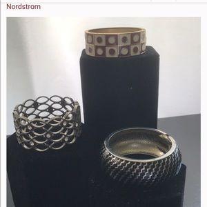 Hinge bracelet bundle